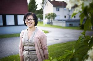 En av de lärare som kommer att ha användning av Wittingmetoden är Chung Bhutia Jansson från Hudiksvall.