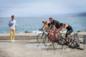 En tuff cykeltävling väntar finalisterna i