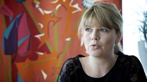 Sofia Jarl, vice ordförande Region Dalarna.