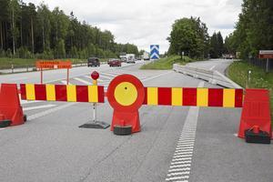 Rastplatserna Råby och Svedvi har stängts för sanering flera gånger tidigare.