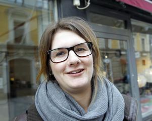 Felicia Blomqvist, 21, studerande, Gävle:– Nej, jag tycker det är läskigt.