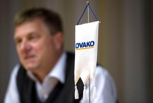 Tom Erixon och Ovako ger klartecken till stora investeringar i Smedjebacken