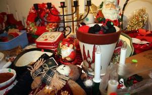 Det är ju ett tag kvar till jul men kanske smart att fynda julsaker redan nu? FOTO: ANGELICA LINDVALL