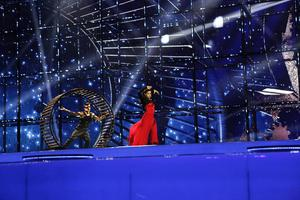 Dilara Kazimova representerar Azerbajdzjan med bidraget