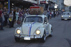 En Herbie-kopia fanns på plats.