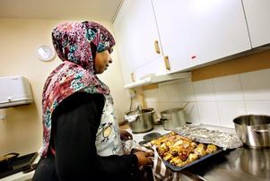 Snart ska Zarah Yusuf servera mat från Somalia.