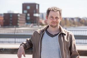 Mikael Berglund debuterade 2015 med