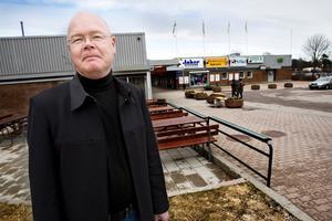 Bob Wållberg (NP), kommunalråd i Nykvarn.
