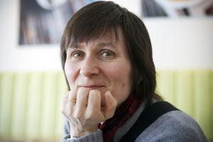 Sarah Ljungquist, ämnesansvarig genusvetenskap på Högskolan i Gävle.Foto: Jötrgen Svendsen
