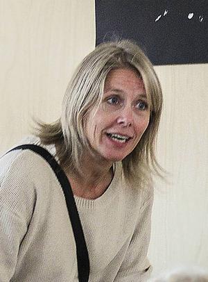 Lisa Sjöström Wallin.