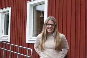College blev inte som planerat och nu är Maja Lambertsson tillbaka i Sverige