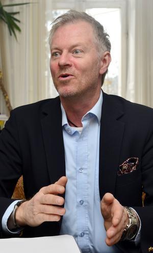 Thomas Byström menar att Radiotjänst slår mot företagarna genom att omdefiniera datorer som tv-mottagare.
