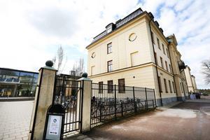 Här på Högskolan i Gävle var Monika en mycket populär lärare en gång.