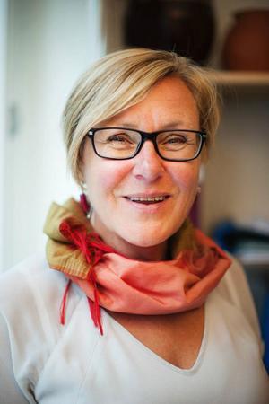 Irene Hoglert är en av två chefer på kvinnokliniken. Hon hyllar sin personal och tycker att rotationssystemet fungerar bra.