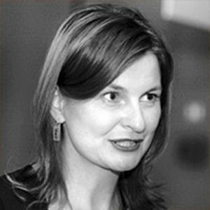 Författaren Radka Denemarkova.