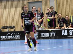 Patricia Forsells IBF Falun ställs nu mot Telge i nästa steg på sin SSL-resa.