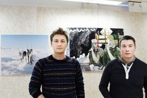 Michiel Brouwer och Anders Sunna talar på NCK:s konferens.
