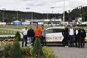 Tillsammans har nio stycken fastighetsägare gått ihop och blivit ny huvudsponsor för Open Trot.
