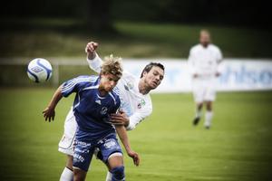 Johan Brolin slet hårt mot Sollefteå.