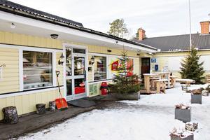 Lanthandeln i Järbo.