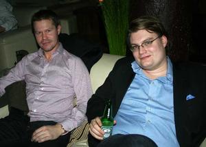 Tabazco. Andreas och Ulrik