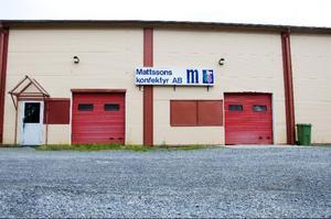 Karamellfabriken Mattsons Konfektyr i Hackås försattes tidigare i sommar i konkurs. Vad som ska hända med fabriken i framtiden är ännu oklart.