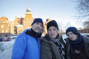I maj ordnar Martin Kjellerstedt, Björn Höglund och Katarina Åhlén en stödgala för att förmå Östersunds kommun att bygga ett konsert- och kulturhus. En symbolisk grundplåt ska överlämnas på Rådhusets trappa. Jens Ganman ingår också i gruppen.