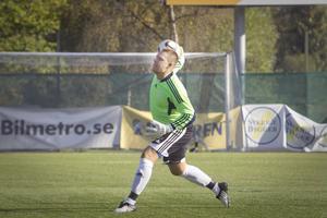 Fredrik Sundfors debut kunde blivit kort...