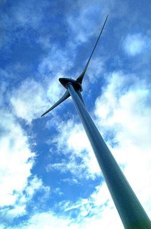 Vi borde kunna tillverka hela vindkraftverk i länet.foto: jennie-lie körnsberg