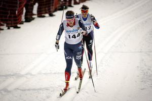 Emma Wikén fick en tråkig säsongsinledning i Bruksvallarna när bindningen gick sönder. Det släppte hon snabbt och har nu fullt fokus på tävlingarna i Kuusamo.