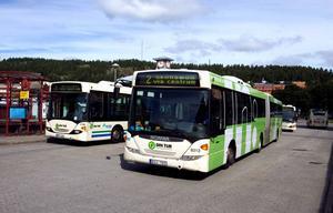 2011 köpte länstrafiken upp ett nytt biljettsystem utan att öppet annonsera om upphandlingen. Fortfarande pågår en rättslig tvist om skadestånd på 1,8 miljoner kronor för det.