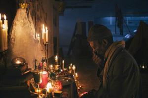 """Scen ur kortfilmen """"Redeem"""" vars musik är gjord av Marcus Abrahamsson från Frösön."""