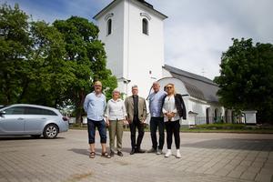 Lars Brandt, Karin Bylén, Pontus Gunnarsson, Anders Hagman och Carina Fahlström har alla varit inblandade i det europeiska socialfondsfinansierade projektet