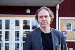 Klimatexperten Pär Holmgren kandiderar som Miljöpartist till Europaparlamentet.