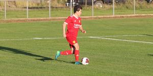 Taher Alizadeh, Svegs IK, vann skytteligan i division sex södra. Han gjorde ett mål i mötet med Tandsbyn2 och hamnade på totalt tio mål.