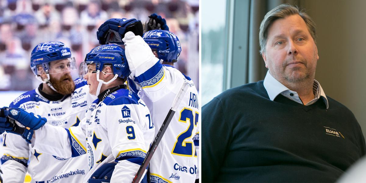 """Leksandsbossens sista år på kontraktet – så går tankarna: """"Trivs bra i föreningen"""""""