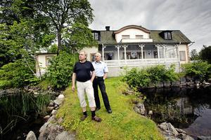 Magnus och Claes-Göran Wetterholm framträder på Stadra till veckan.