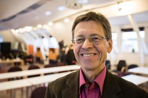 Kenneth Wåhlberg (S) , ordförande i Miljö- och samhällsbyggnadsnämnden.