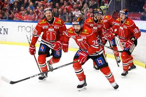 Nick Ebert är en av flera spelare som lämnat Örebro Hockey. Bild: Johan Bernström/Bildbyrån