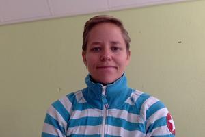 Johanna Persson,  ordförande för Lärarförbundet i Mora.