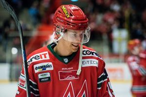 Adam Tambellini har gjort tre mål på knappot fyra perioder mot AIK den här säsongen.