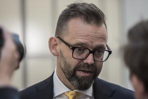 Björn Hurtig, advokat.