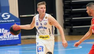 John Pålsson var bäste Jämtlandsspelare i hemmamatchen mot Ockelbo.