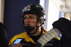 Anna Borgqvist har, precis som Danielle Stone, skrivit på ett nytt kontrakt och fortsätter därmed i HV71.