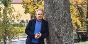 Robert Sjöblom är stolt över att vara med och föra vidare Roslagens kulturarv.