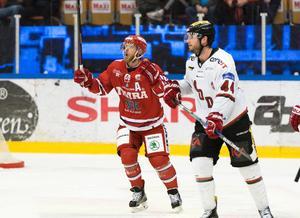 Sebastian Lauritzen tvingades sluta på grund efter sviterna av en hjärnskakning under försäsongen förra året. Bild: Pär Olert/Bildbyrån