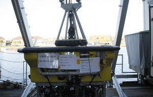 En av Belos undervattensrobotar heter