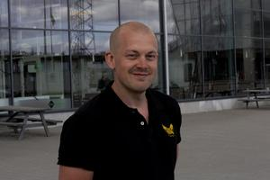 Jens Brandberg.