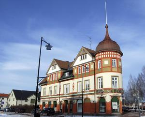 August Larssonhuset i Orsa. Foto: Arkivbild
