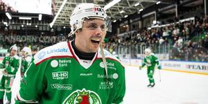 Daniel Widing i Rögledressen i fjol. Nu uppges han vara på väg till rivalen Malmö. Bild: Petter Arvidson/Bildbyrån.
